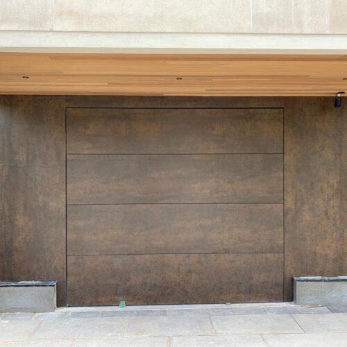 Flush Mount Garage Doors